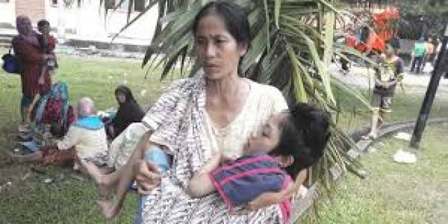 Menjadi Ibu Untuk Anak Cacat